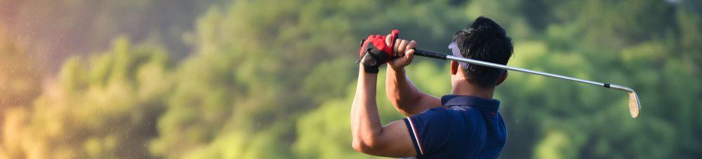 安心安全の思想を、ゴルフというスポーツに。