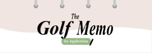 ザ・ゴルフメモforアプリ